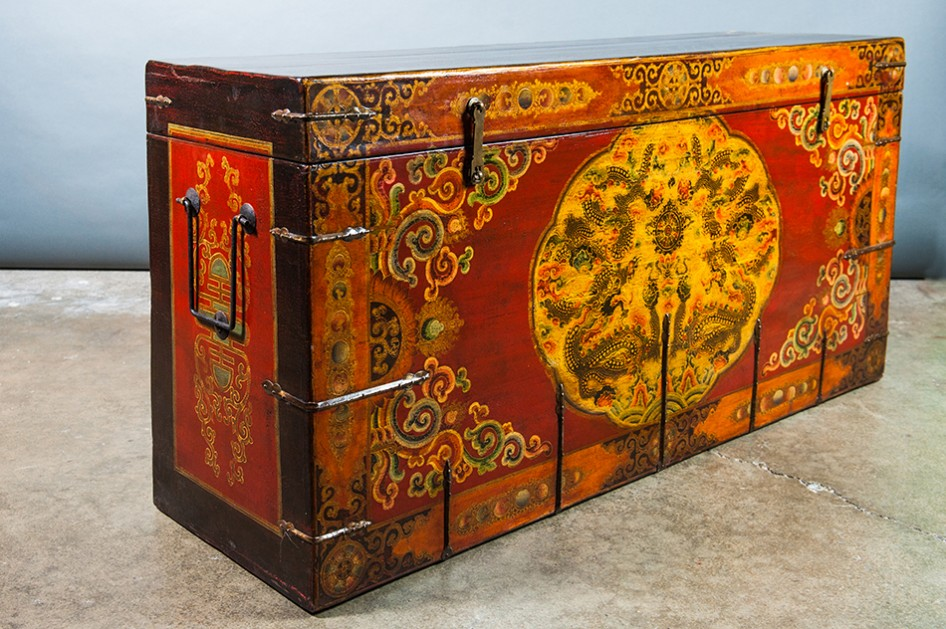 A179B U2013 Extra Large Tibetan Chest (LAL). MISCELLANEOUS FURNITURE   A179 ?